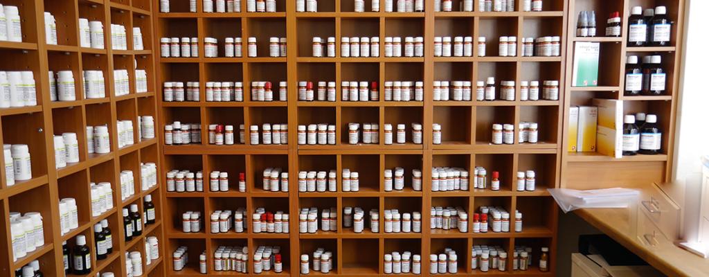 Homeopati läkemedel